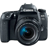 Canon EOS 77D kit 18-55mm f/4-5.6 IS STM
