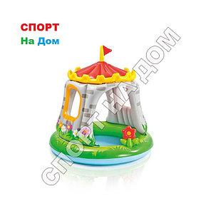 Детский надувной бассейн с навесом Intex 57122 , фото 2