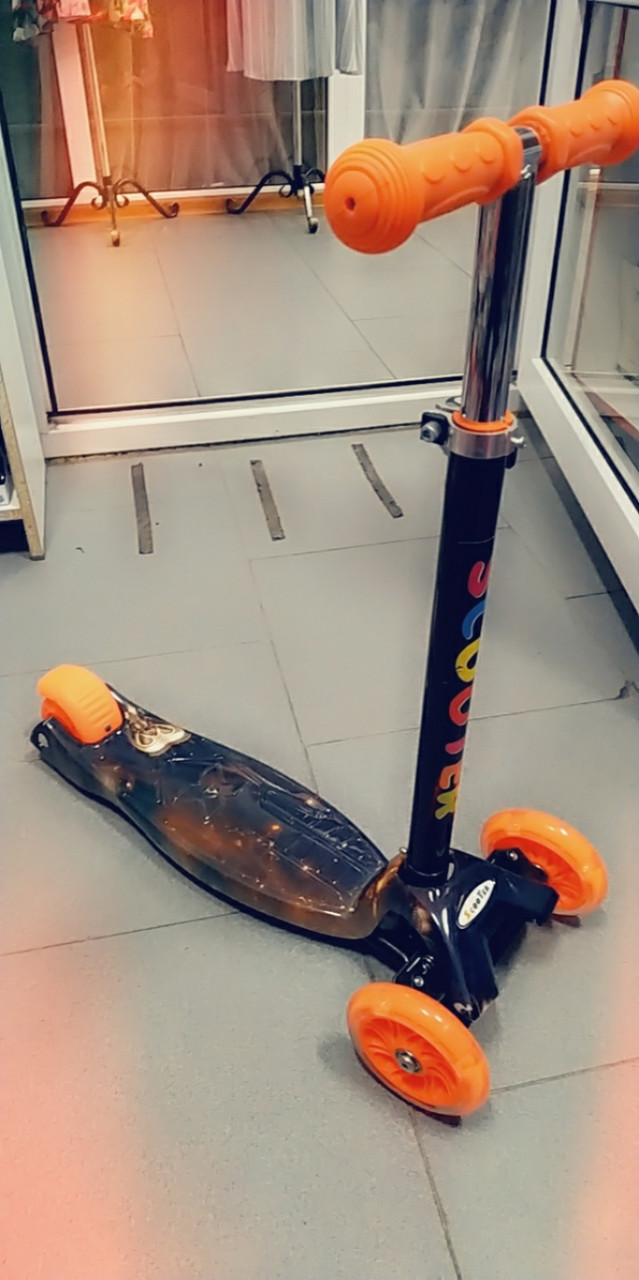 Самокат Scooter 21maxi mini
