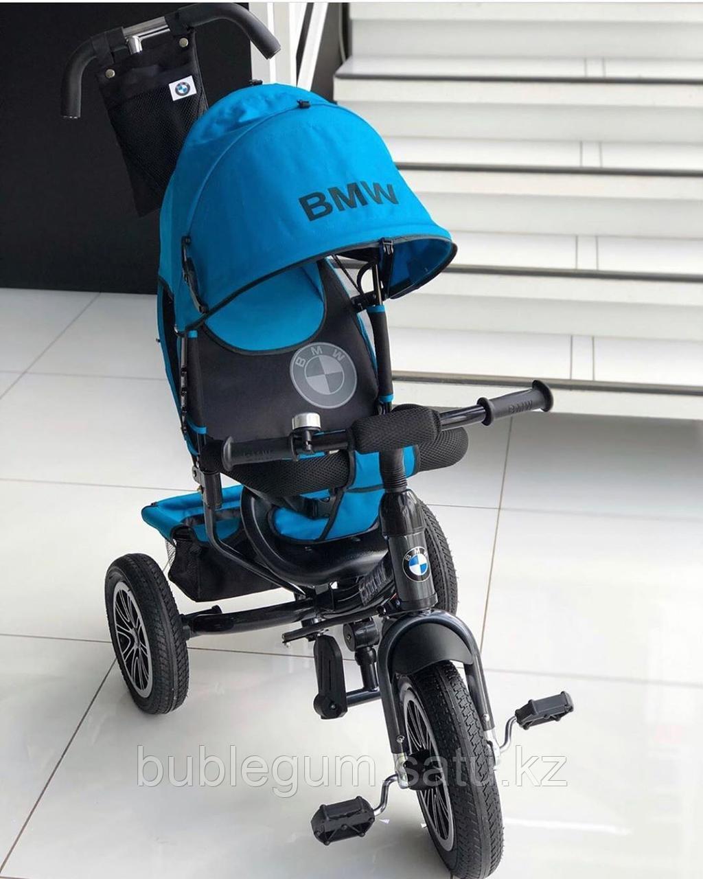 Велосипед трехколесный  BMW