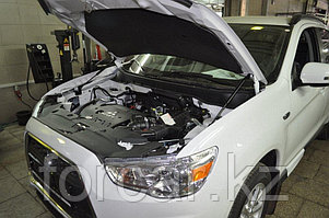 Упоры (амортизаторы) капота для Mitsubishi ASX