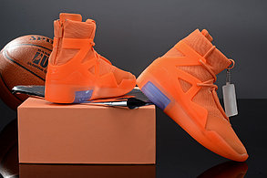 Кроссовки Nike Air Fear Of God 1 Orange, фото 2
