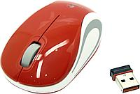 Мышь  Logitech M187 (910-002732) Mini Mouse, Red