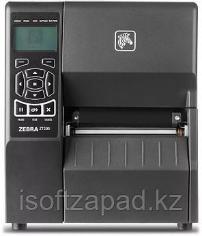 Термотрансферный принтер этикеток Zebra ZT230 (ZT23042-T0E000FZ), фото 2