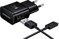 Сетевой адаптер питания Samsung Travel Adapter Micro Usb для Samsung Galaxy S7 G935