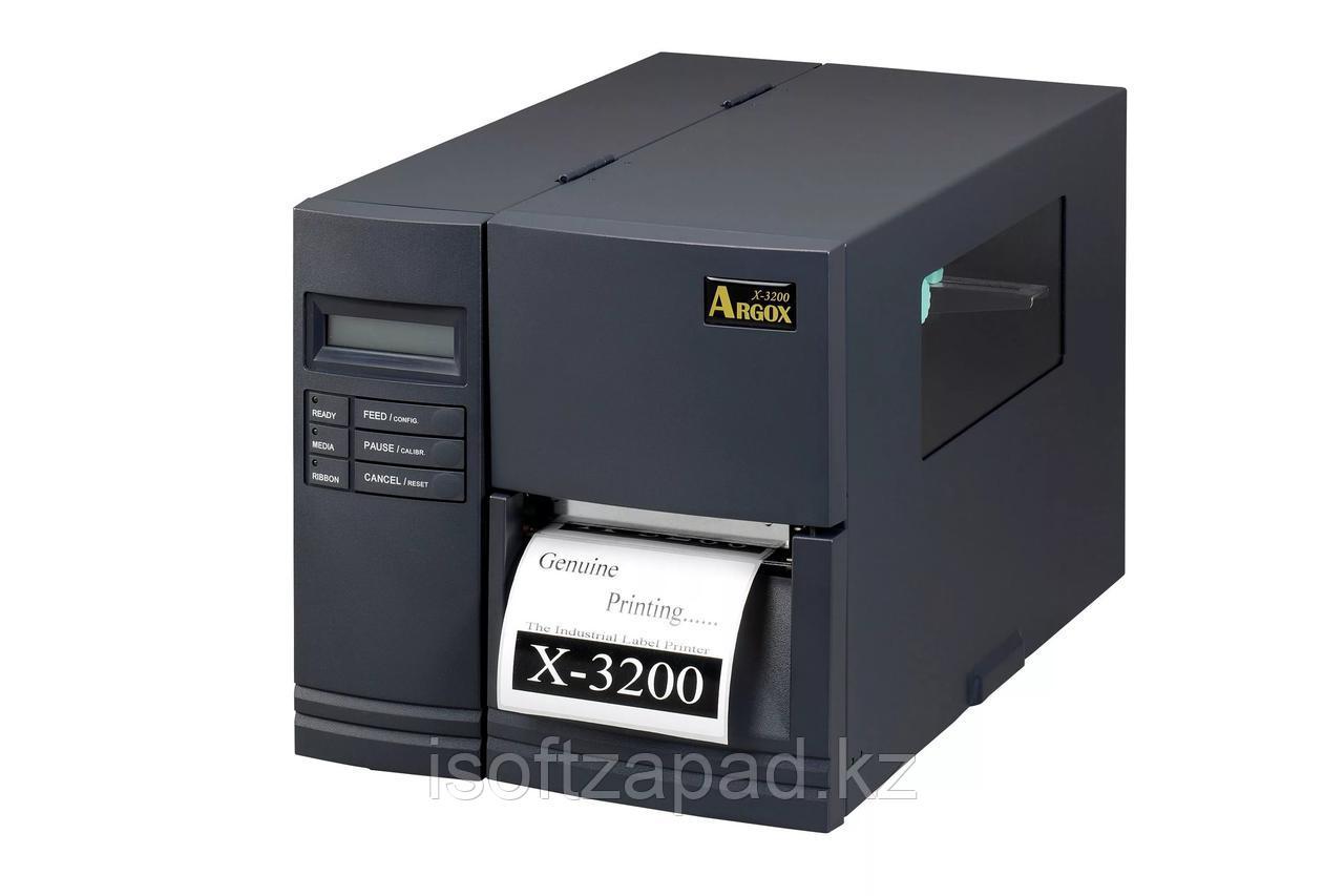 Термотрансферный принтер этикеток Argox X-3200