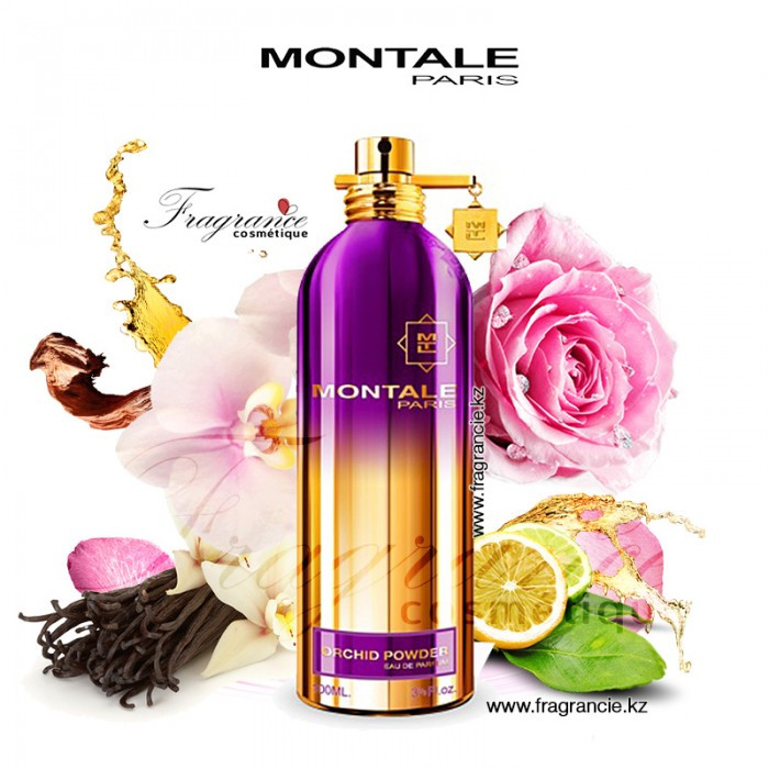 Парфюм Montale 2018 Orchid Powder 100ml (Оригинал - Франция)