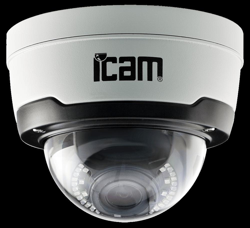 Уличная антивандальная IP камера iPanda iCAM ZFV1 4 Мп