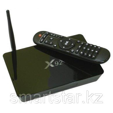 X92  android smart tv box 3/32гб