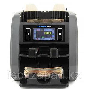 Счетчик банкнот DORS 800 KZT/RUB/USD/EUR/CNY, фото 2