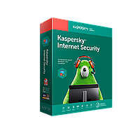 Антивирус Kaspersky Internet Security 2019 (2 ПК / 1 год)