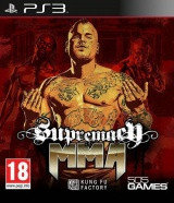 Supremacy MMA ( PS3 )