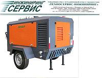 Дизельная передвижная воздушная компрессорная установка DACY-10/8