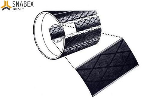Быстросъёмные футеровочные накладки Slide-Lag, фото 2