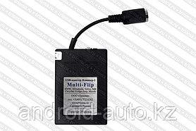 USB-адаптер Trioma Multi-Flip (тип BMW 3+6) для BMW 3 E46 1997-2003