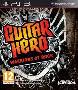 Guitar Hero: Warriors of Rock ( PS3 )