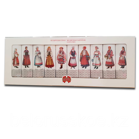 Набор шоколада Коммунарка Беларуския строи 200г.