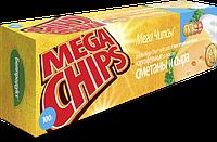 Чипсы-пластины MegaChips 200 сметана + сыр