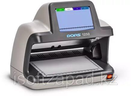 Универсальный детектор банкнот DORS 1250