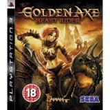 Golden Axe: Beast Rider ( PS3 )