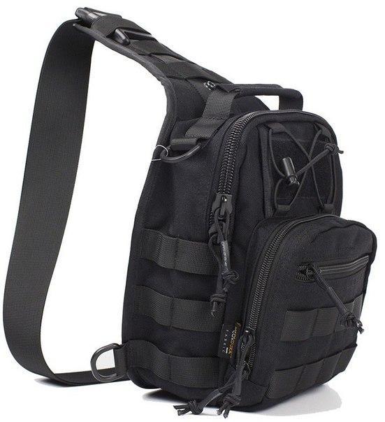 Тактическая наплечная сумка Explorer PRO. (KMS малая)
