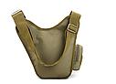 Тактическая сумка KMS - 6013, с плечевым ремнем., фото 3