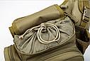Тактическая сумка KMS - 6013, с плечевым ремнем., фото 8