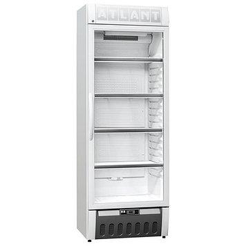 Шкаф-витрина ATLANT XT-1006-024, Тип открывания: Дверца стеклянная, Объем: 410 л, Перегородок: 4 шт. горизонта