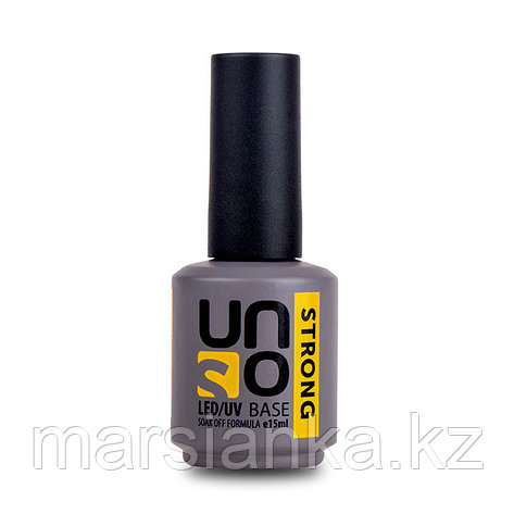 Rubber base UNO Strong, 15ml (каучуковая база), фото 2