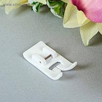 Лапка для швейных машин для кожи, тефлоновое покрытие, 5 мм, AU-102