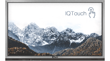 """Интерактивная LED панель 75"""" IQBoard J-серия 10 касаний, 3840*2160, UHD, 1-LE075MD"""