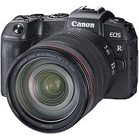 Цифровой фотоаппарат Canon EOS RP Kit (RF 24-105mm f/4L IS USM) + Mount Adapter EF-EOS R