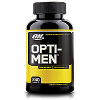 Витамины Opti-Men Optimum Nutrition 240 капсул