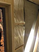 """Финская сауна. Размер = 2,2 х 1,7 х 2,1 м. Адрес: г. Алматы, пос-к """"Юбилейный"""". 8"""