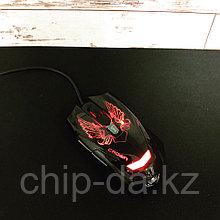 Мышь игровая Crown Blaze