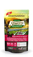 Stuzzy Monoprotein консервы для собак, свежая говядина с черникой 150г
