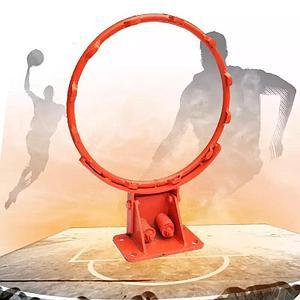 Баскетбольное кольцо на оргстекло с амортизатором