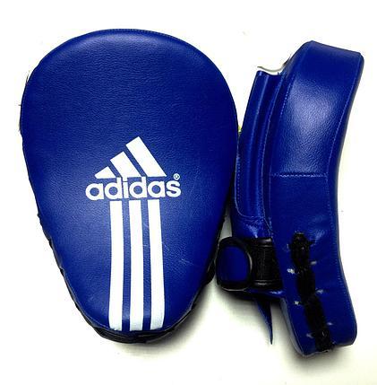 Боксерские лапы кожа заменитель, фото 2