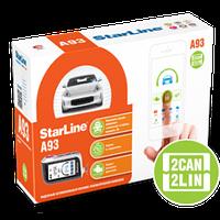 Автосигнализация StarLine A93 2CAN+2LIN