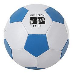 Мяч футбольный SL размер 5, 2 подслоя, PVC, машинная сшивка