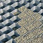Георешетка объемная, геосоты для укрепления откосов и склонов, фото 5