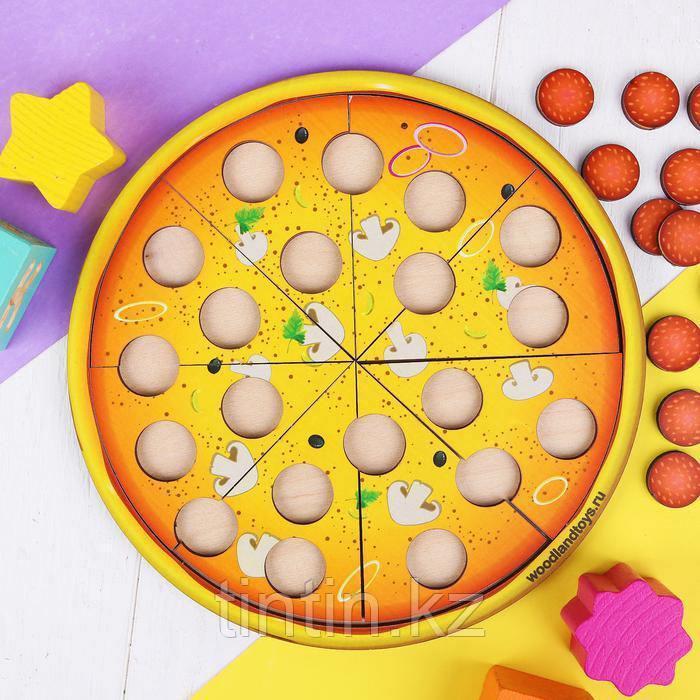 Развивающая игра - Пицца