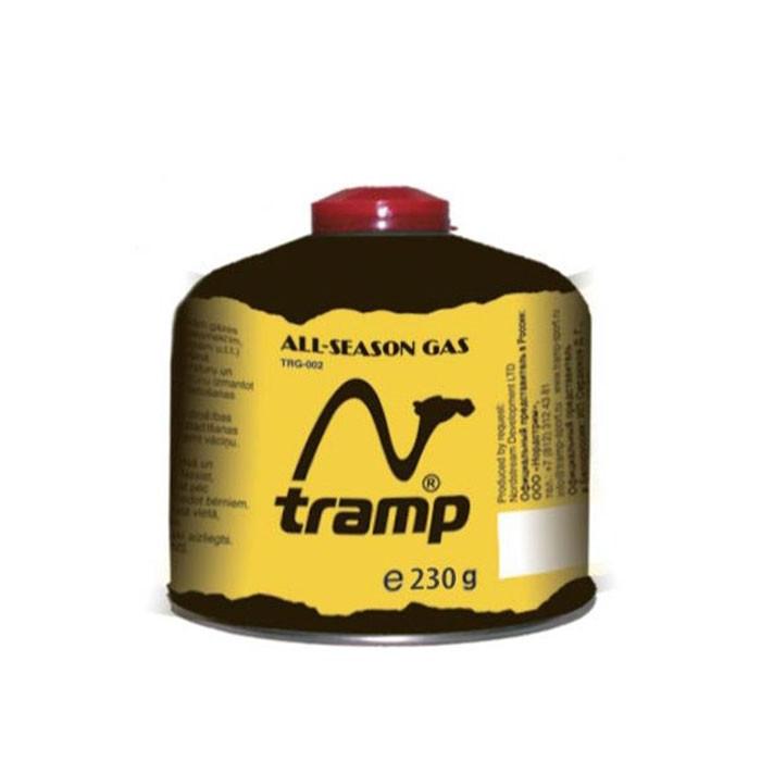 Tramp  газовый баллон - резьбовой - 230 г - (к-24 шт)