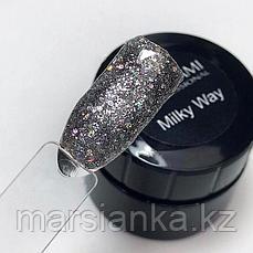 Гель-лак Monami Diamond Milky Way, 5гр (платиновый)
