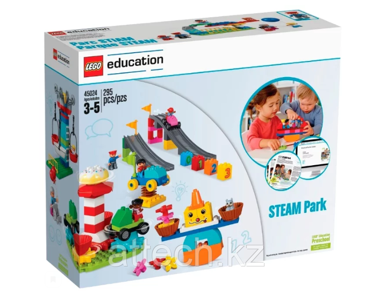 Конструктор LEGO Education PreSchool DUPLO Планета STEAM