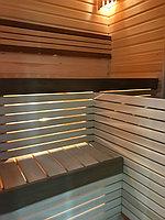 Реконструкция русской бани с дровяной печью. Размер = 2,5 х 1,7 х 2,1 м. Адрес: г. Алматы, Калкаман, мкр-н Шугыла, ул. Сыгай. 6