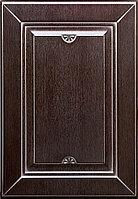 Пленочные патинированные кухонные фасады из МДФ