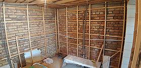 Реконструкция комнаты отдыха и помывочной. Адрес: г. Алматы, Калкаман, мкр-н Шугыла, ул. Сыгай.  18