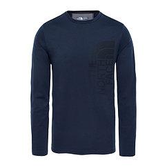 The North Face  футболка мужская с дл.р Ondras