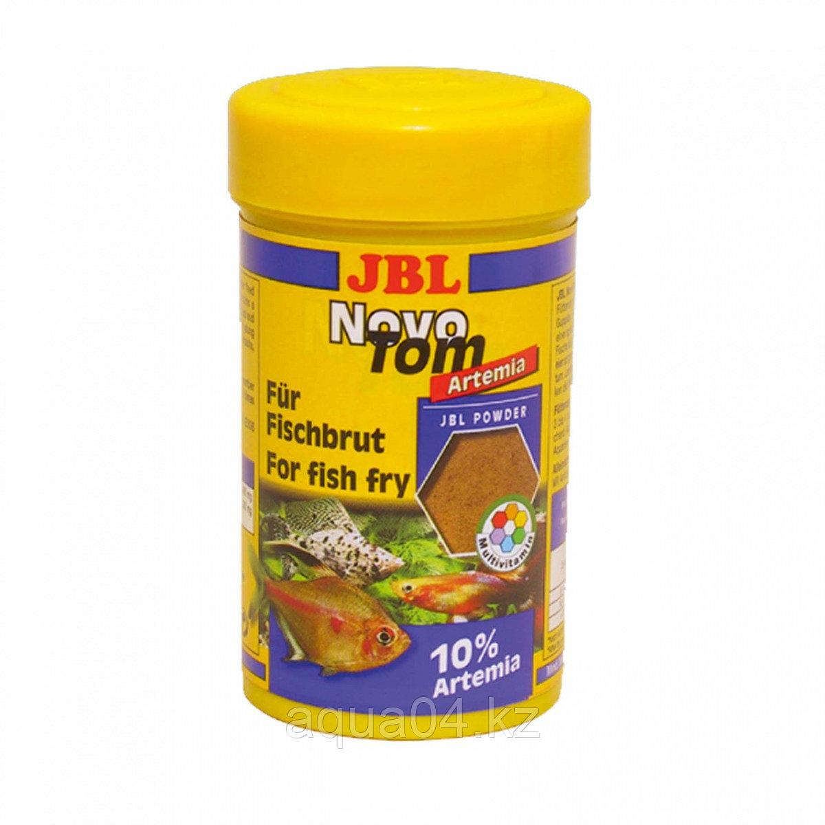 JBL NovoTom Artemia 100 мл